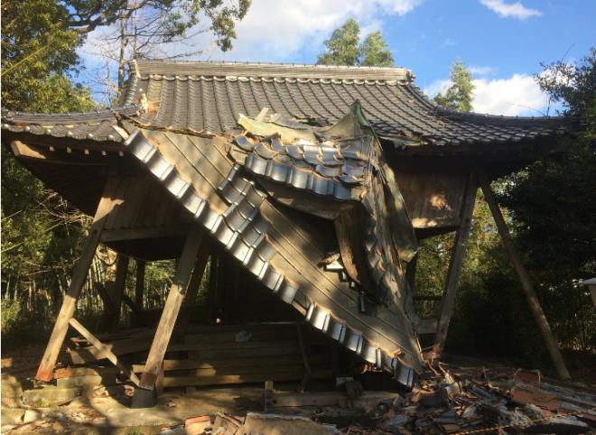 シロアリ予防熊本震災