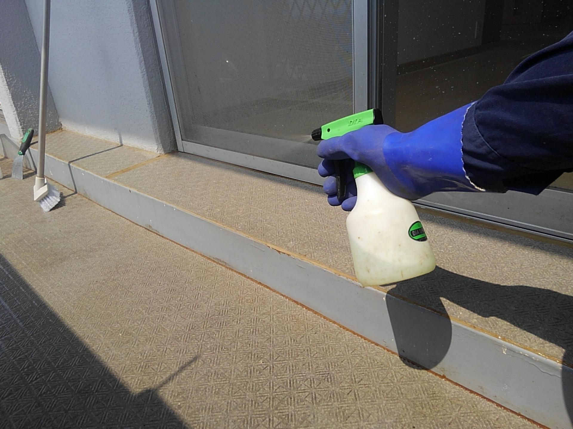 熊本鳩駆除除菌作業